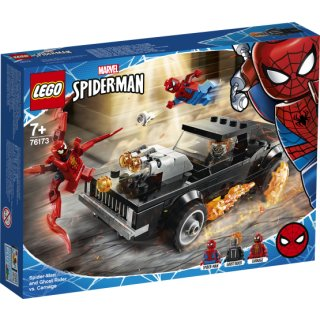 LEGO® Marvel Super Heroes 76173 - Spider-Man und Ghost Rider vs. Carnage