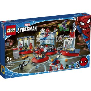 LEGO® Marvel Super Heroes 76175 - Attack on the Spider Lair