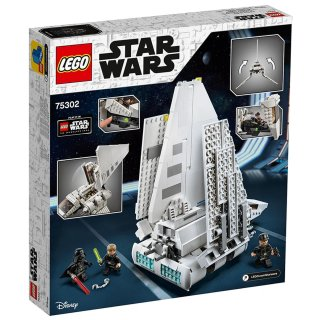 LEGO® Star Wars 75302 - Imperial Shuttle