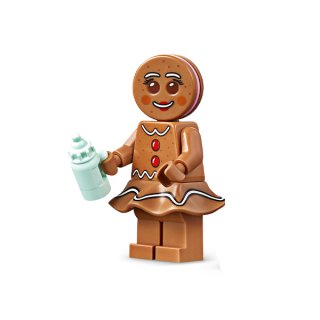 LEGO® Creator Expert 10267 - Gingerbread Woman aus 10267 - Figur