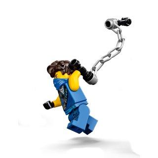 LEGO® Ninjago 71735 - Jay Legacy aus Set 71735  - Figur