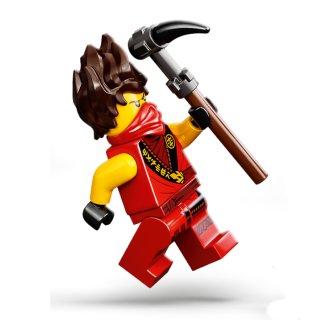 LEGO® Ninjago 71735 - Kay Legacy aus Set 71735  - Figur