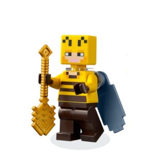 LEGO® Minecraft 21165 - Beekeeper aus Set 21165 - Figur