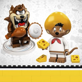 LEGO® Minifigures 71030 - Looney Tunes - KOMPLETTSATZ