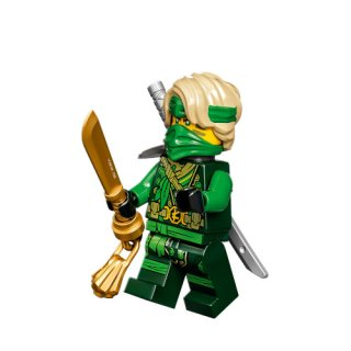 LEGO® Ninjago 71745 - Lloyd - The Island aus Set 71745  - Figur