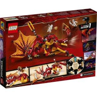 LEGO® Ninjago 71753 - Kais Feuerdrache