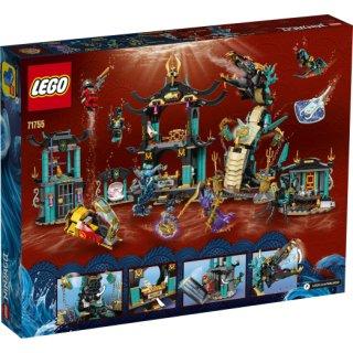 LEGO® Ninjago 71755 - Tempel des unendlichen Ozeans