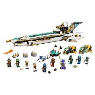 LEGO® Ninjago 71756 - Wassersegler