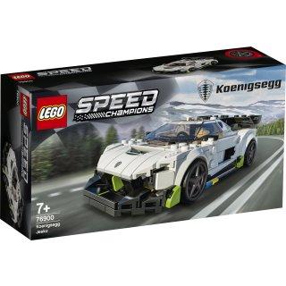 LEGO® Speed Champions 76900 - Koenigsegg Jesko