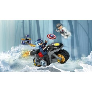 LEGO® Marvel Super Heroes 76189 - Captain America And Hydra Face-Off