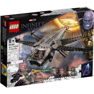 LEGO® Marvel Super Heroes 76186 - Black Panther Dragon Flyer