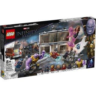 LEGO® Marvel Super Heroes 76192 - Avengers Endgame: Final Battle