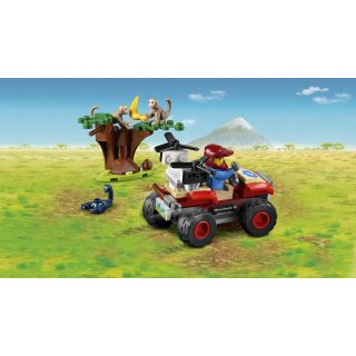 LEGO® City 60300 - Tierrettungs-Quad