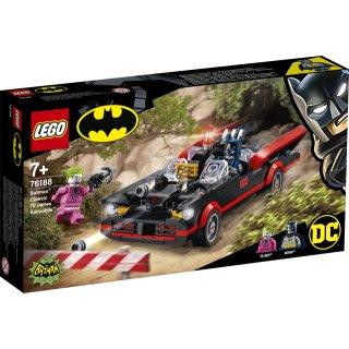 """LEGO® DC Comics Super Heroes 76188 - Batmobile™ aus dem TV-Klassiker """"Batman™"""""""