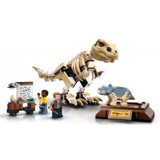 LEGO® Jurassic World 76940 - T. Rex-Skelett in der Fossilienausstellung