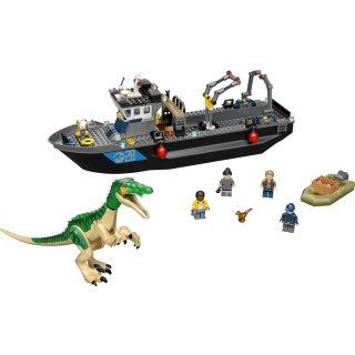 LEGO® Jurassic World 76942 - Flucht des Baryonyx