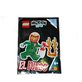LEGO® Hidden Side 792004-1 - El Fuego