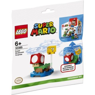 LEGO® SUPERMARIO 30385 - Superpilz Überraschung