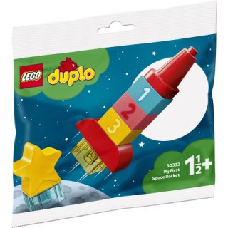 LEGO® DUPLO® 30332 - Meine erste Weltraumrakete