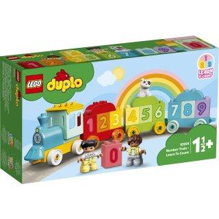 LEGO® DUPLO® 10954 - Zahlenzug – Zählen lernen