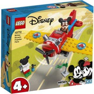LEGO® Disney 10772 - Mickey Mouses Propellerflugzeug