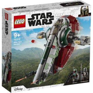 LEGO® Star Wars - 75312 Boba Fetts Starship™