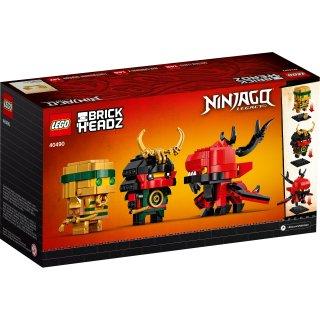 LEGO® Brickheadz 40490 - NINJAGO® 10