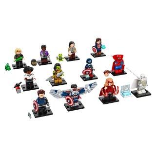 LEGO® Minifigures 71031 - Marvel Super Heroes™ - KOMPLETTSATZ