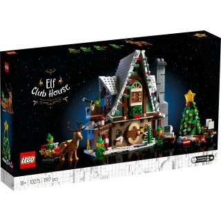 LEGO® Creator Expert 10275 - Elfenclubhaus