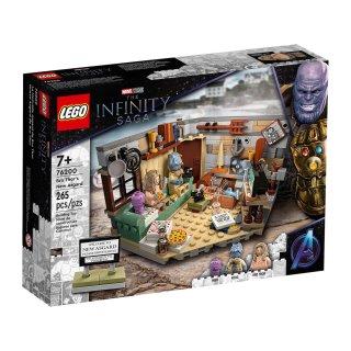 LEGO® Marvel Super Heroes 76200 - Bro Thors neues Asgard