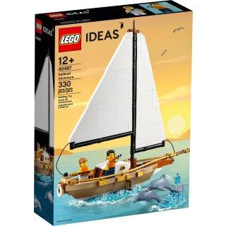 LEGO® Ideas 40487 - Sailboat Adventure - Segelabenteuer