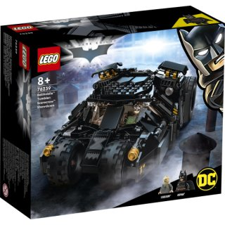 LEGO® DC Comics Super Heroes 76239 - Batmobile Tumbler: Scarecrow Showdown