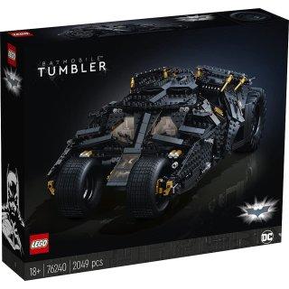 LEGO® DC Comics Super Heroes 76240 - Tumbler: The Dark Knight Batmobile