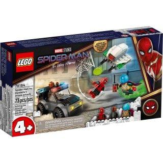 LEGO® Marvel Super Heroes 76184 - Mysterios Drohnenattacke auf Spider-Man