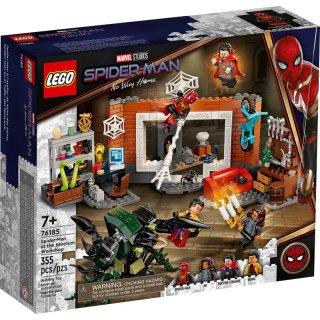 LEGO® Marvel Super Heroes 76185 - Spider-Man in der Sanctum Werkstatt