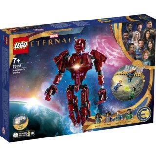 LEGO® Marvel Super Heroes 76155 - In Arishems Schatten
