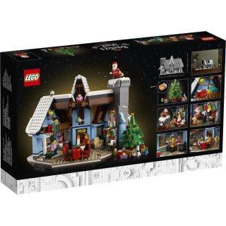 LEGO® Creator Expert 10293 - Besuch des Weihnachtsmanns