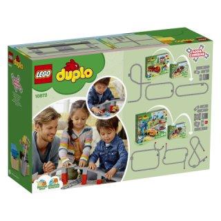 LEGO® DUPLO® 10872 - Eisenbahnbrücke und Schienen