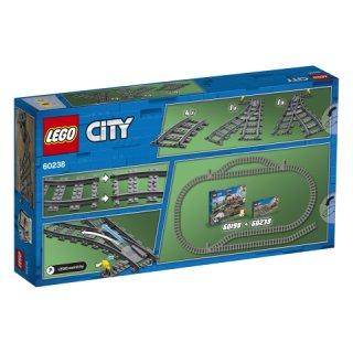 LEGO® City 60238 - Weichen