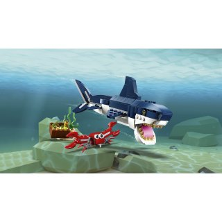 LEGO® Creator 31088 - Bewohner der Tiefsee