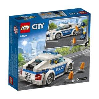 LEGO® City 60239 - Streifenwagen